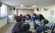 (사)경기도신체장애인복지회 마을별 회원간담회 (청솔마을, 한솔마을)